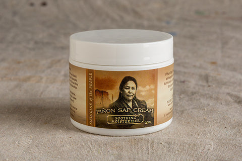 Piñon Sap Cream - Soothing Moisturizer