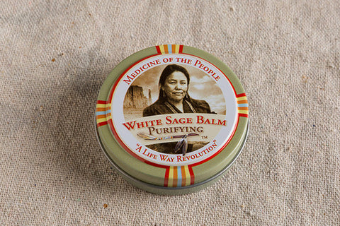 White Sage Balm - Purifying