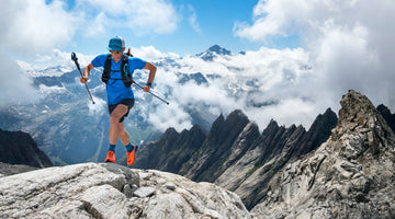 Summer Running in the Alps with Professional Photographer Dan Patitucci