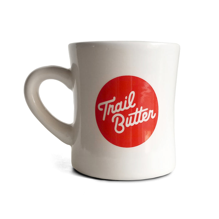 TRAIL BUTTER CLASSIC DINER MUG