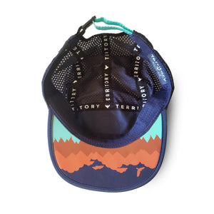 Trail Butter x Territory Run Co. Long Haul Cap