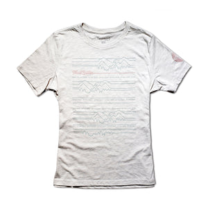 TERRITORY RUN CO. TRAILSCAPE RIDGELINE T - WOMEN'S