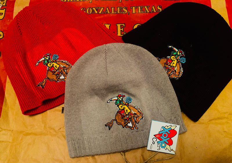 Bronx Beanies by Xoxo Art Co