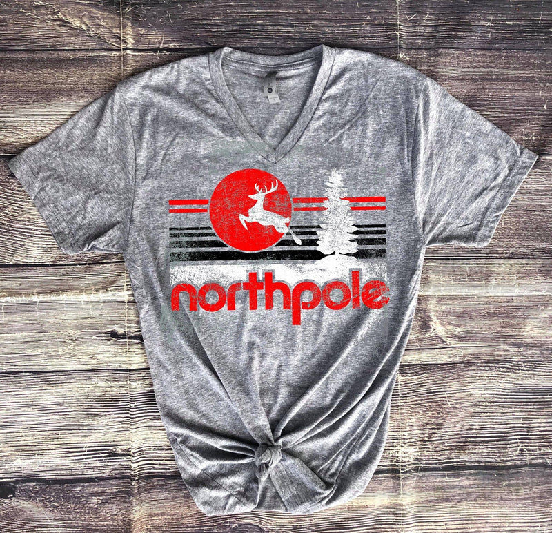 North Pole Tee