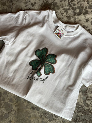 LV St Pattys Day Tee