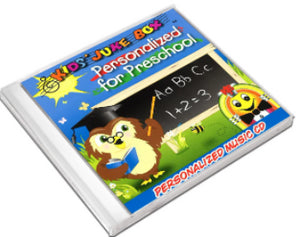 Personalised for Preschool