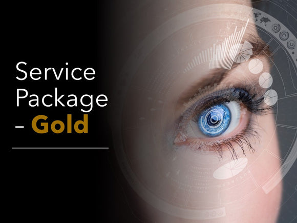 Service Package - Gold
