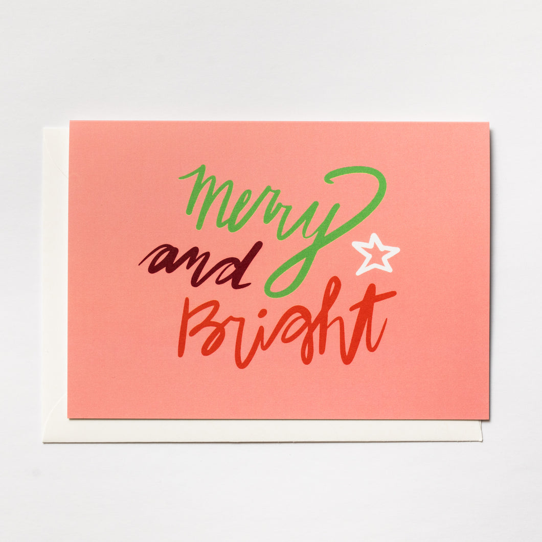 Merry and Bright (script)