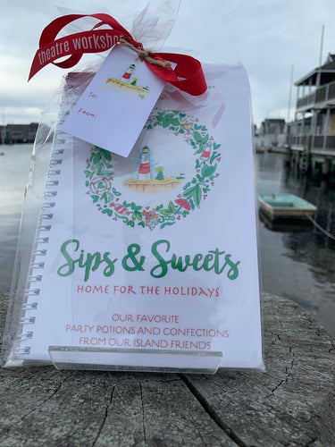 TWN Sip & Sweets Cookbook