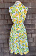 Load image into Gallery viewer, SEARS LEMON LIME DRESS