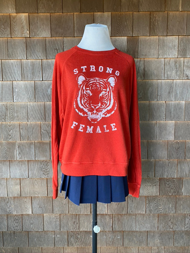 STRONG FEMALE Sweatshirt