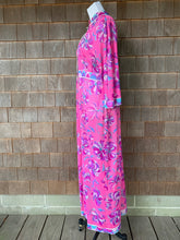 Load image into Gallery viewer, Emilio Pucci Hot Pink Maxi/Coverup