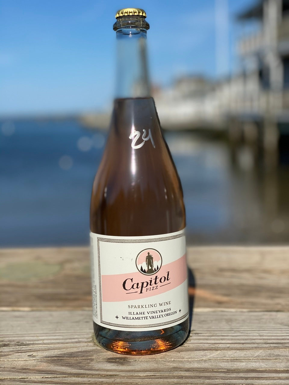 Illahe Vineyards Capitol Fizz