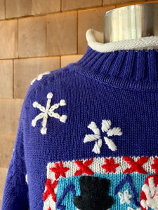 Snowmen Sweater