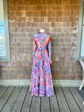 Load image into Gallery viewer, Don Luis Spain Paisley Colored Dress