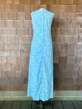 Load image into Gallery viewer, Light Blue Lilly Maxi