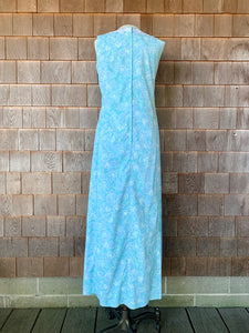 Light Blue Lilly Maxi