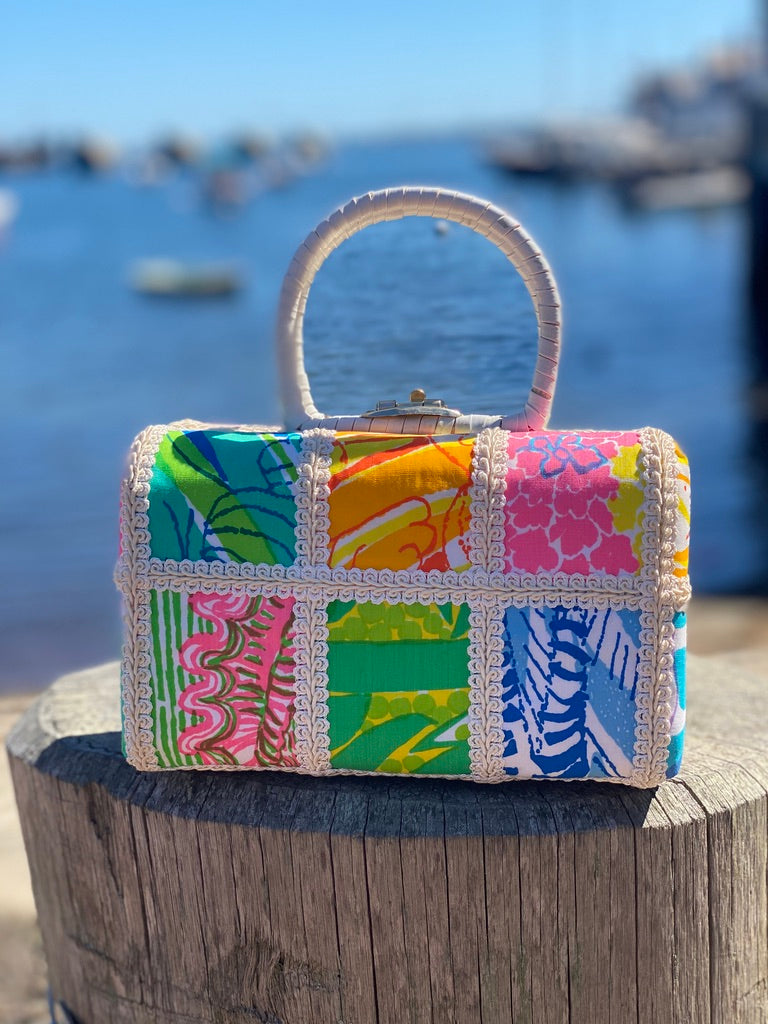 LILLY Patchwork Purse