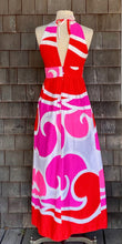 Load image into Gallery viewer, MALIA Maxi Vibrant Fuchsia