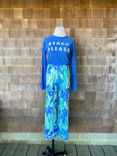 Load image into Gallery viewer, PUCCI EPFR PANT Ble/Grn Flrl