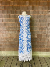 Load image into Gallery viewer, Lilly Maxi Rare Navy and White