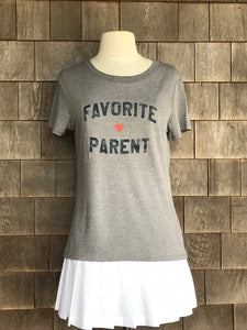 Favorite Parent Tee