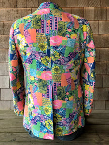 Vibrant Lilly Jacket
