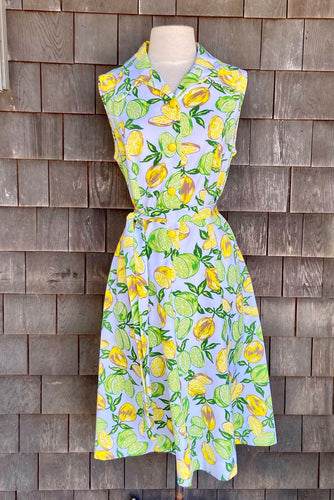 Sears Lemon Lime Dress