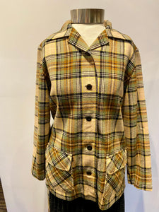 Young Pendleton Plaid Jacket