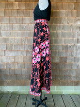 Load image into Gallery viewer, Pucci Floral Panels Maxi Skirt