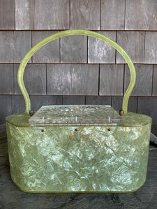 Patricia of Miami Rare Green Purse