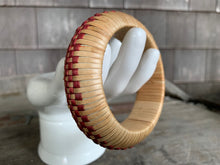 Load image into Gallery viewer, VINTAGE WOVEN BANGLE