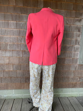 Load image into Gallery viewer, Vintage Lilly Pink Jacket w/ Fab Lining