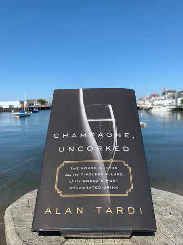 BOOK-Champagne, Uncorked