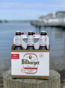 BITBURGER Non-Alcoholic Beer