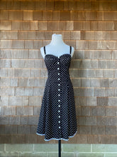 Load image into Gallery viewer, Betsey Johnson Polka Dot Dress