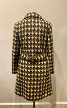 Load image into Gallery viewer, Houndstooth 1960's Coat