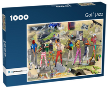 "Load image into Gallery viewer, JIGSAW ""GOLF JAZZ"""