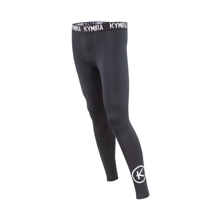 Men's Infrared Golf Base Layer Leggings - iGoSport x Kymira. Black.