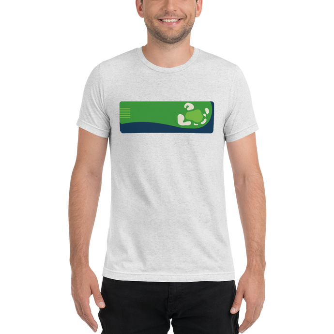 PAR 3 T-SHIRT / PEBBLE BEACH