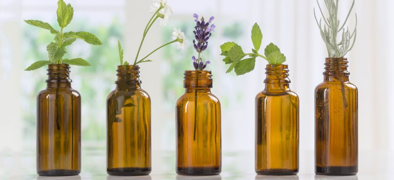 Home Kit Of Essential Oils To Have At Home.