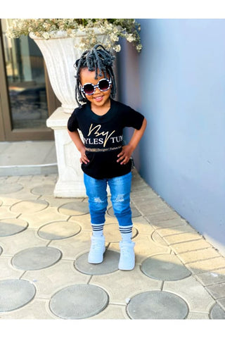 Styles by Tumi T-shirt kiddies