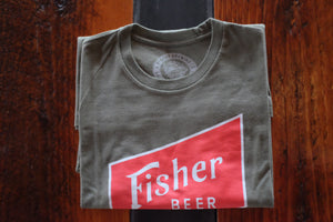 Fisher Parallelogram Tee