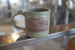 Hand Crafted Ceramic Coffee Mugs
