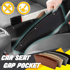 Car Seat Gap Pocket