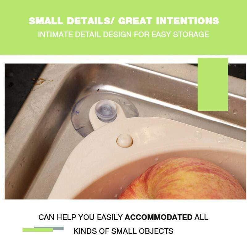 Multifunctional Drain Shelf (On Promotion Now)