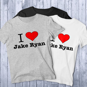 I HEART Jake Ryan - Sixteen Candles T-Shirt