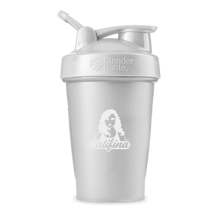 Califina 20 oz BlenderBottle (silver)