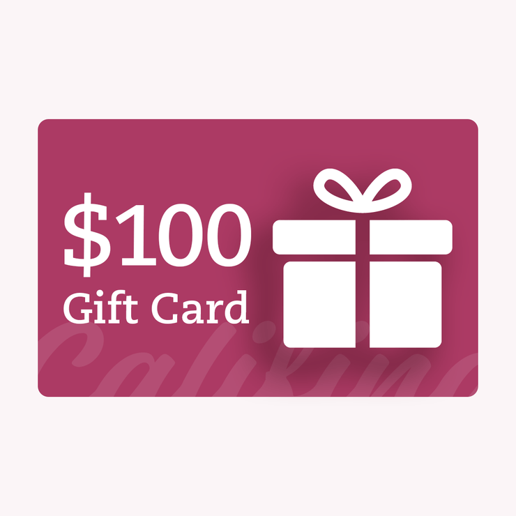$100 Califina Gift Card