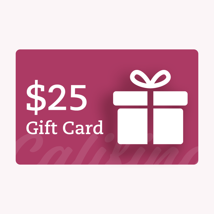 $25 Califina Gift Card